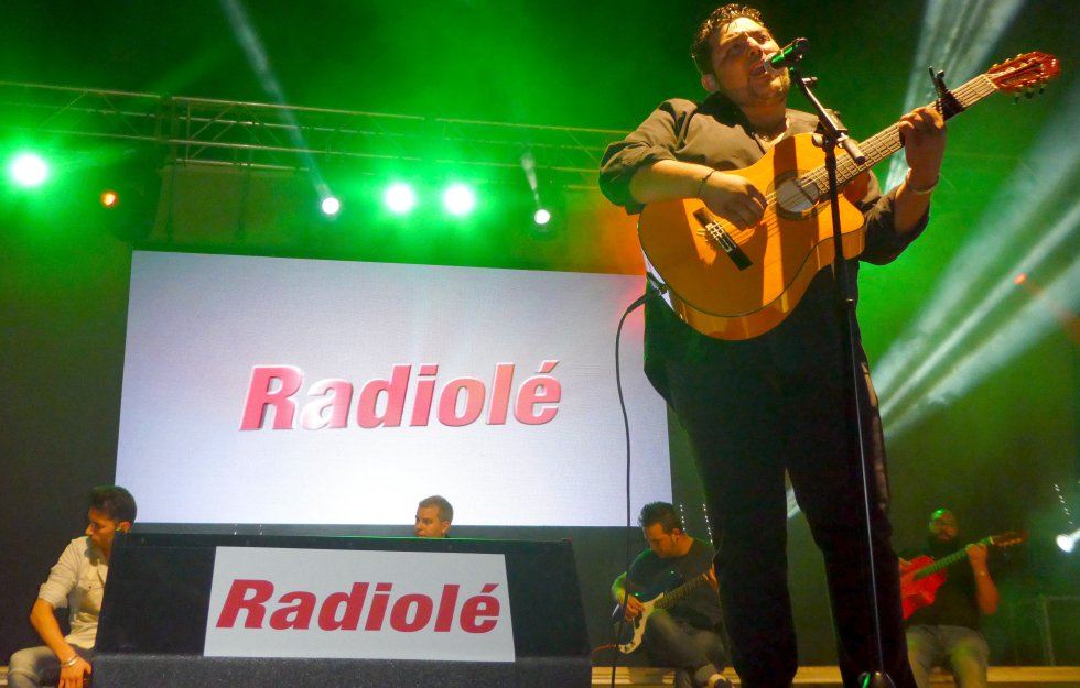 Las mejores imágenes del festival de Radiolé 'Puertollano y Olé'