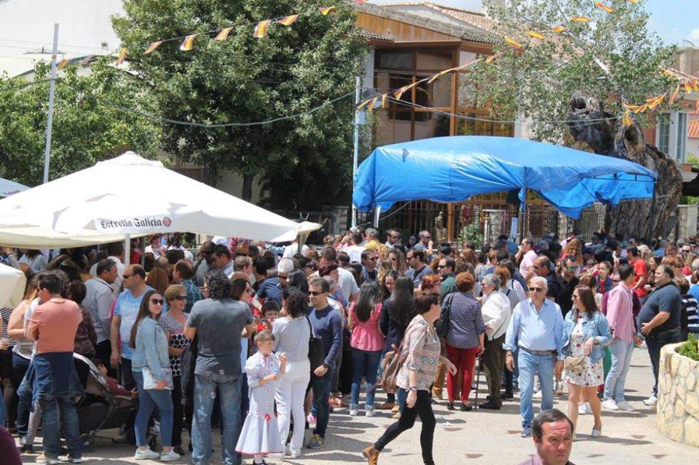 San Isidro 2017 en Villarejo de Salvanés