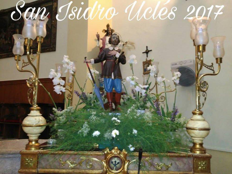 San Isidro 2017 en Uclés