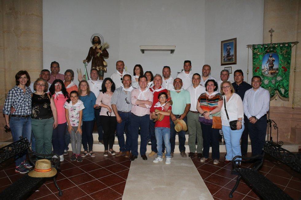 Celebración en Villamayor de Santiago este 2017