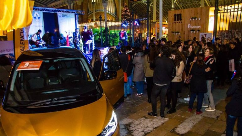Valencia Shopping Night de 2016