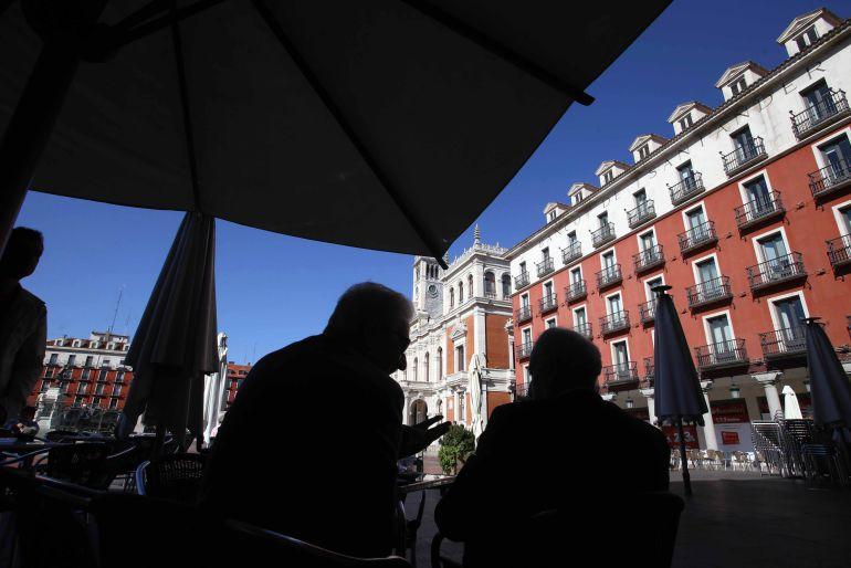El Aluvión De Terrazas En Valladolid Deja A 66 Bares En