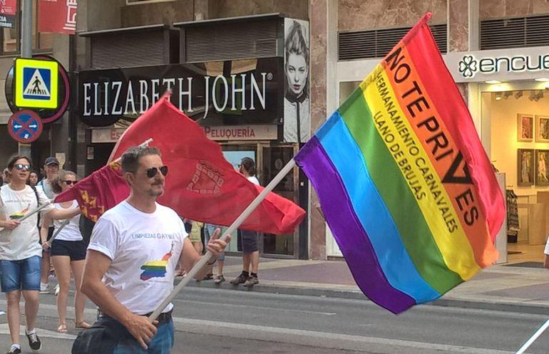 cuando es el orgullo gay en murcia