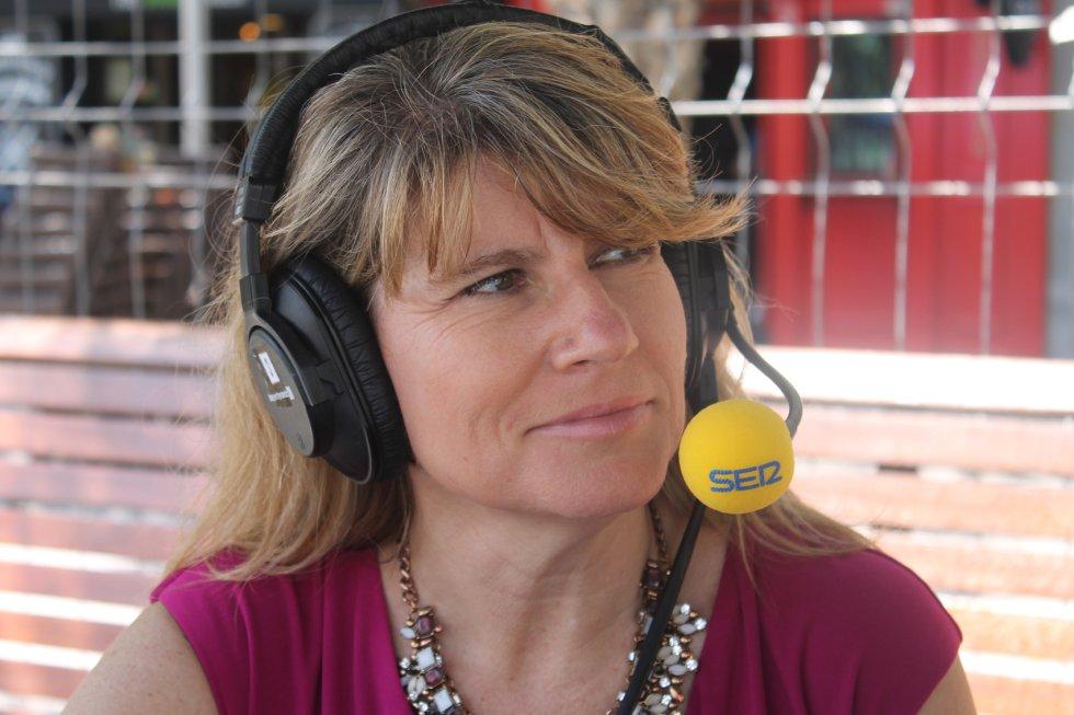 Cristina Rodes, presidenta de la Asociación de Hoteleros de la Provincia de Alicante