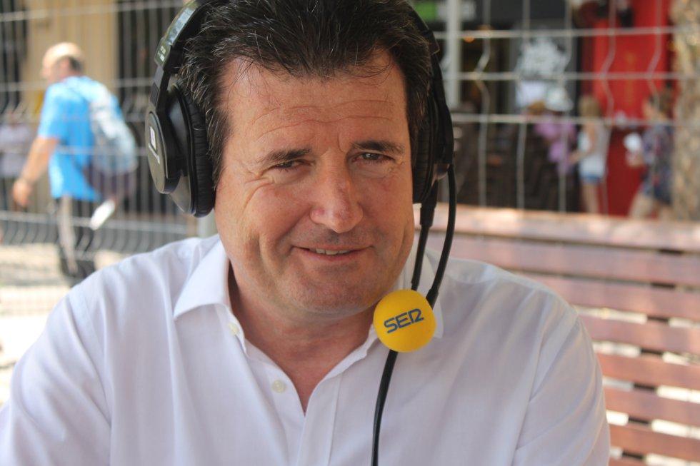 José Císcar, presidente del PP provincial