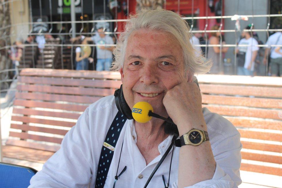 Pedro Nuño de la Rosa, experto en gastronomía