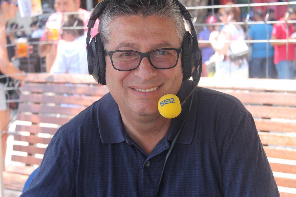 Fernando Marcos, concejal de Seguridad