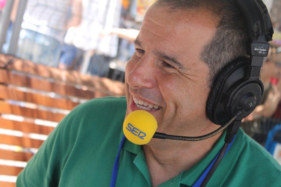 Carlos Arcaya, director de Hoy por Hoy Alicante
