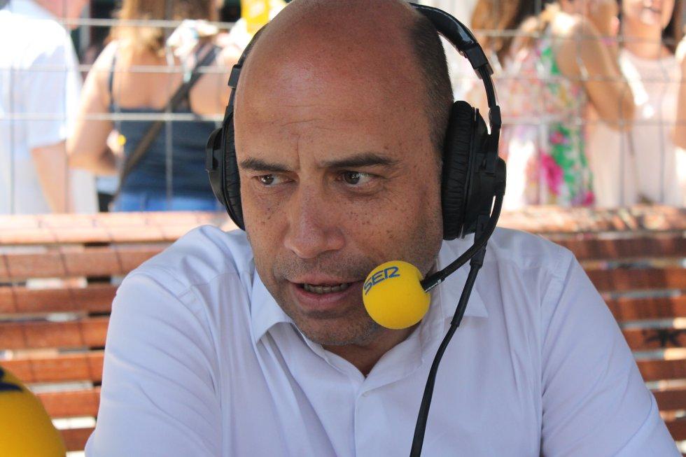 Gabriel Echávarri, alcalde de Alicante