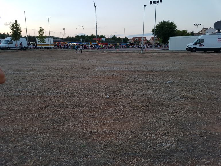 El Ayuntamiento De Cabanillas Instalará Parques De Juegos