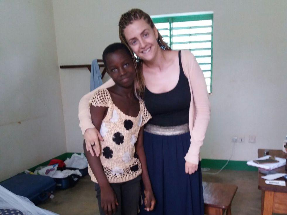 Las aventuras de una bolañega en Togo
