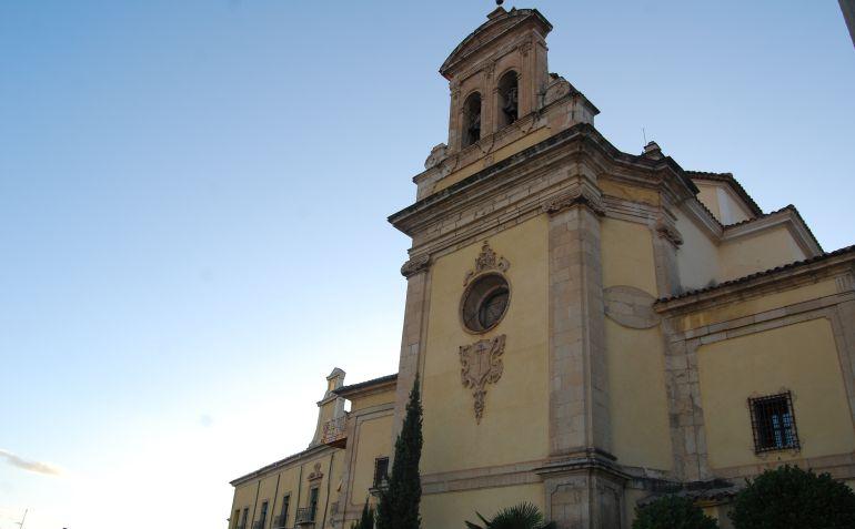 Hospital de Santiago, en Cuenca :: Albergues del Camino de Santiago