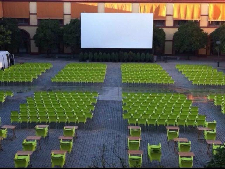 cine de verano diputacion de sevilla