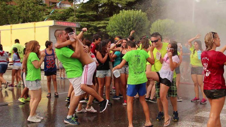 La Fiesta Invade Las Calles De Venta De Banos Radio Palencia