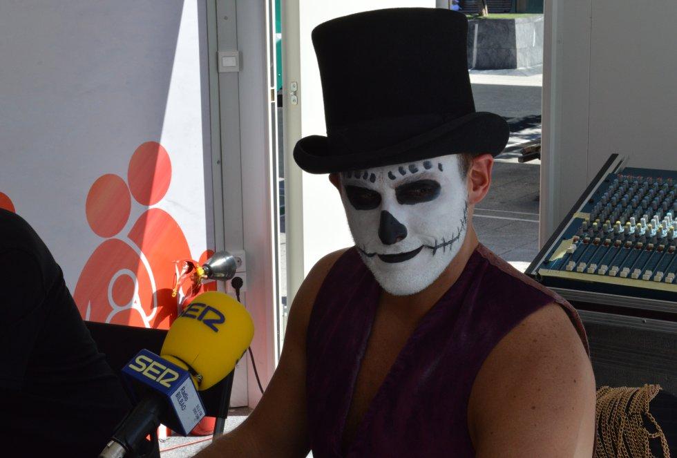 Iñaki Maruri, de Cabaret Chihuahua, en 'Open Jaia'