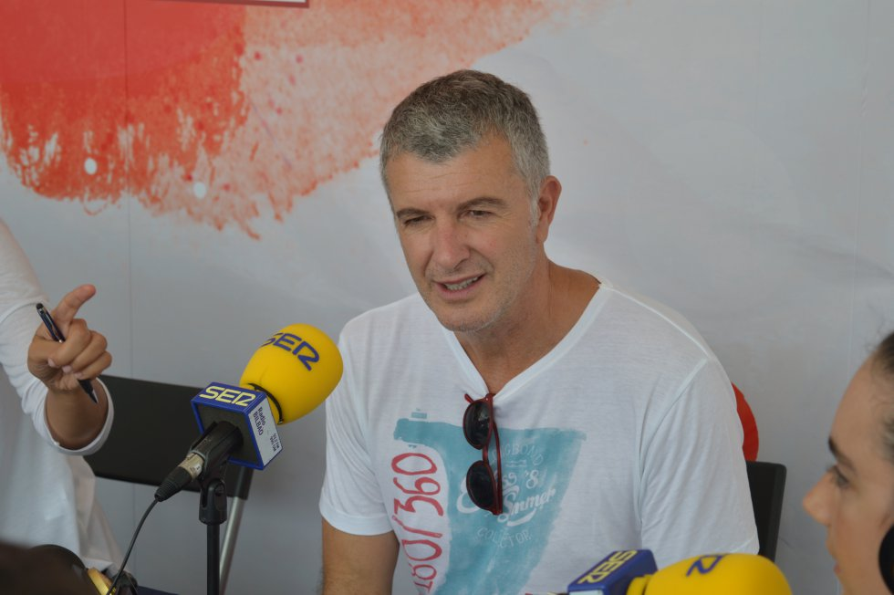 Jesús Cisneros entrevistado en Open Jaia