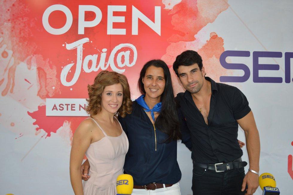 Eva Conde y Christian Sánchez, protagonistas del musical 'Dirty Dancing' con Azul Tejerina