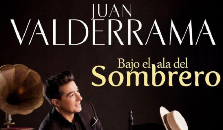 "Llega a Linares ""Bajo el ala del Sombrero"" de Juan Valderrama  b8eea504733"