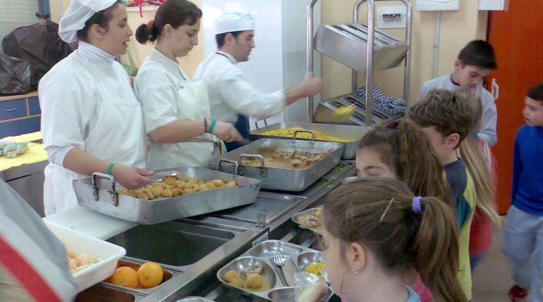 Monitor de Comedor Escolar - www.serlicoop.com