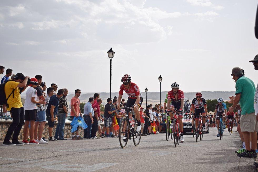 FOTOGALERÍA | La Vuelta a España en Cuenca