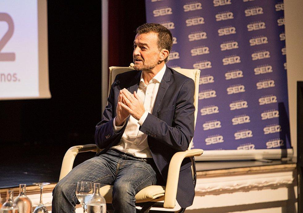 Antonio Maíllo, coordinador andaluz de IU