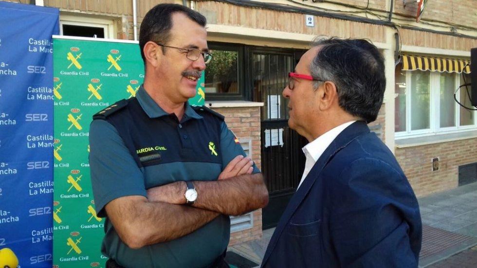 FOTOGALERÍA   Hoy por Hoy Castilla-La Mancha desde la Comandancia Regional