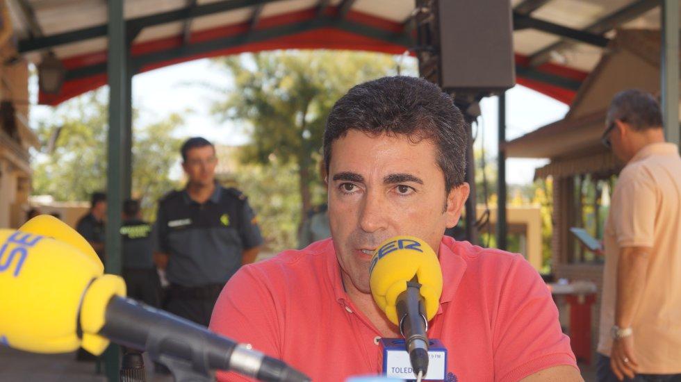 FOTOGALERÍA | Hoy por Hoy Castilla-La Mancha desde la Comandancia Regional