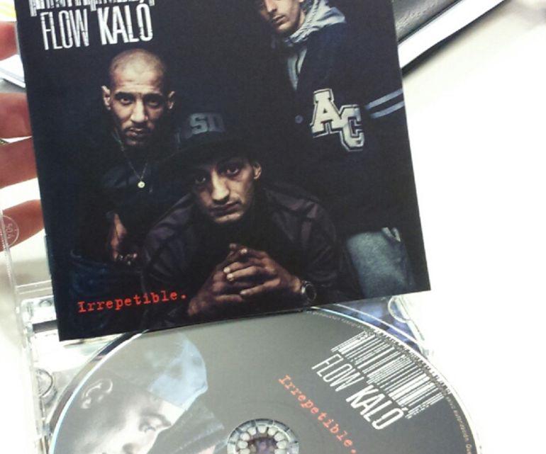 Disco Prision Irrepetible Rap Desde La Carcel