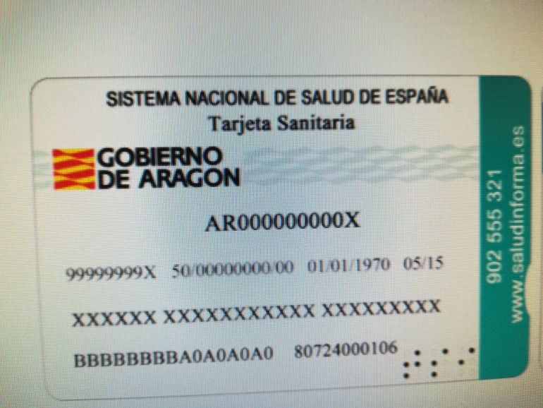 La Tarjeta Sanitaria Ya No Caduca Radio Zaragoza Cadena Ser
