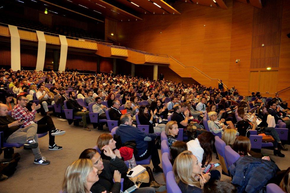 Público en Palacio de Congresos de Valencia