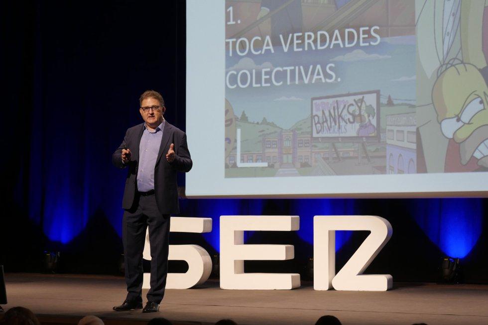 """José María Rull, Presidente-CEO en su Master Class """"Unique Cultural Proposition"""""""