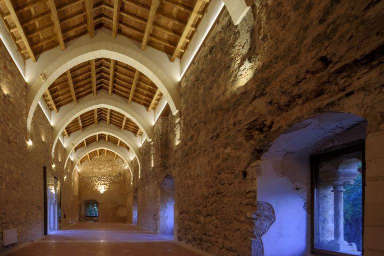 Resultado de imagen de interior del Castillo de la Piedra Bermeja.
