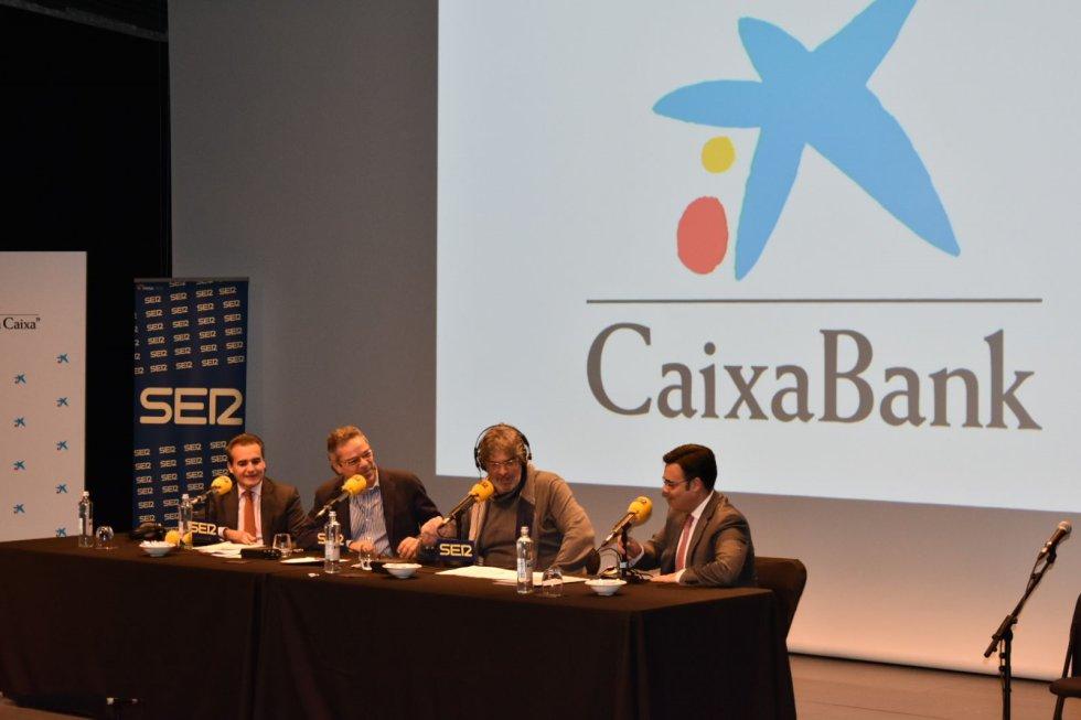 Otro momento de la gran gala de La Cámara en el CaixaForum
