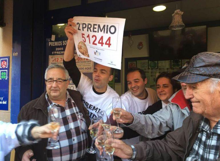 Castellón y Vinaròs venden 33 millones del 13.378, un cuarto premio ...
