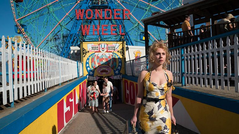 Wonder Wheel (Woody Allen, 2017)
