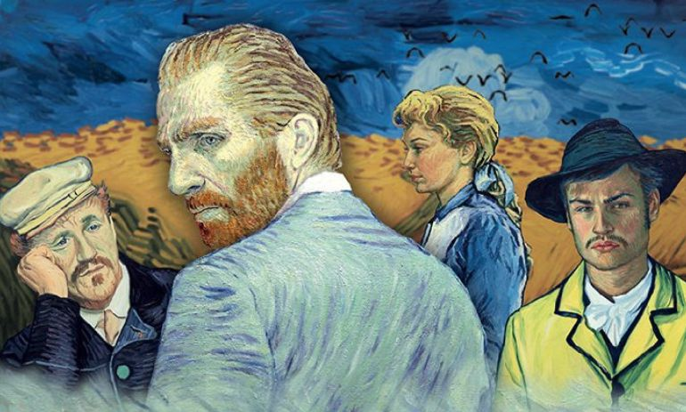 Loving Vincent (Dorota Kobiela, Hugh Welchman, 2017)