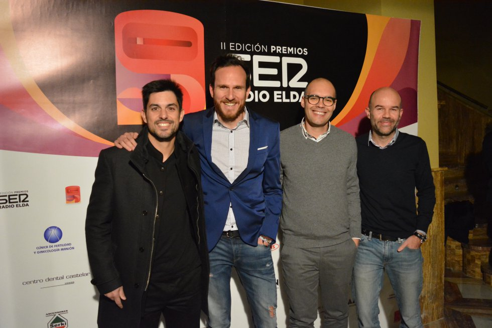 FOTOGALERÍA | II Premios Radio Elda Cadena SER - Photocall