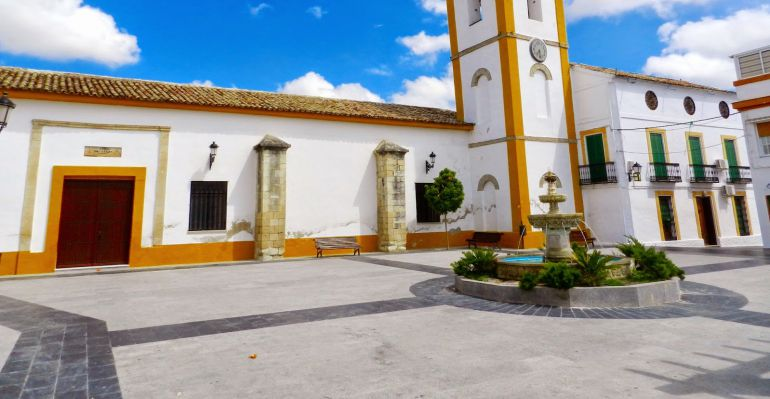 Plaza de Escañuela.