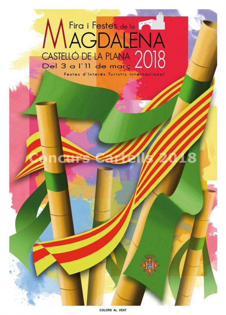 Programa oficial de las Fiestas de la Magdalena 2018