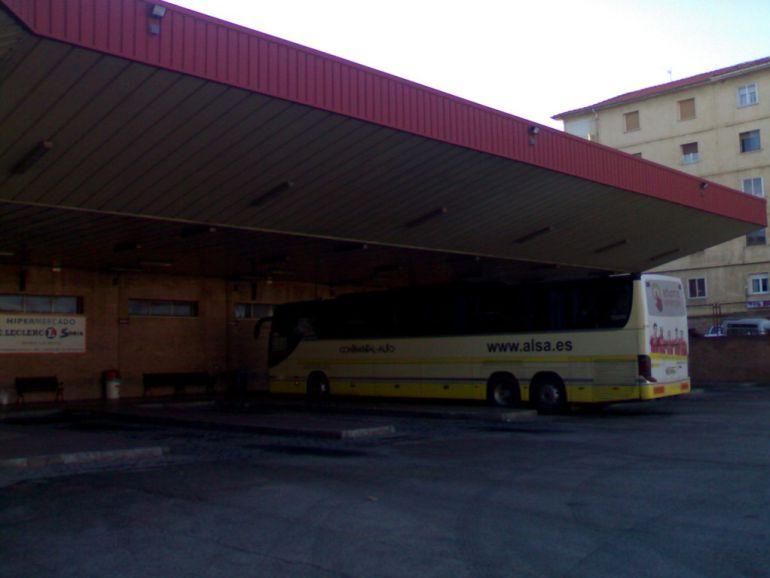estacion bus soria