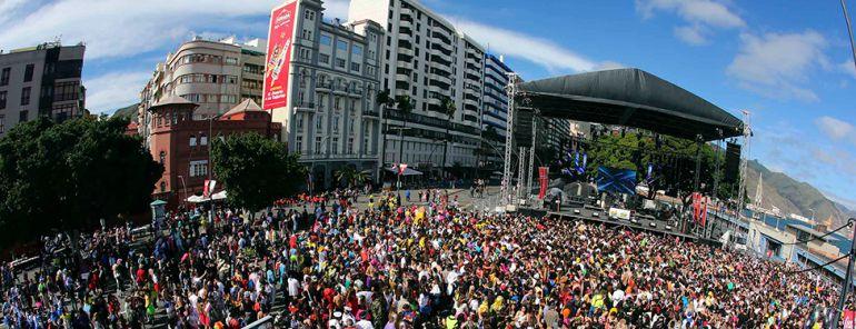 Resultado de imagen de avenida de anaga carnaval
