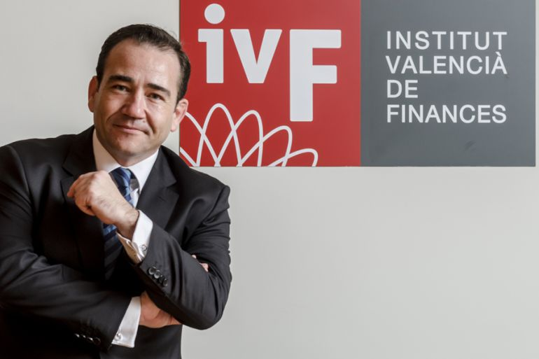 El director general del IVF, Manuel Illueca
