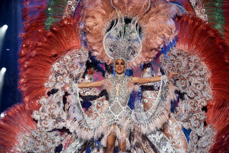 Resultado de imagen de reina carnaval 2018 las palmas gran canaria
