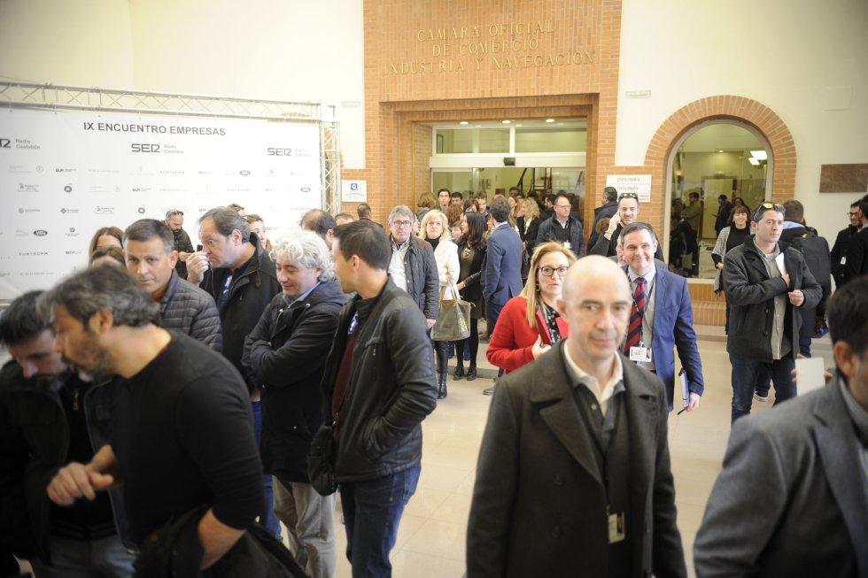 Victor Küppers en Castellón: IX Encuentro Empresas Radio Castellón
