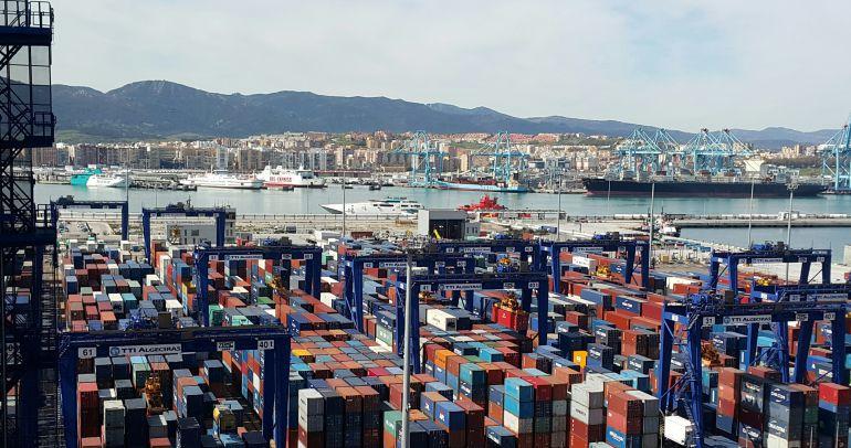 El Puerto De Algeciras Cerró El Mejor Mes De Febrero De Su Historia