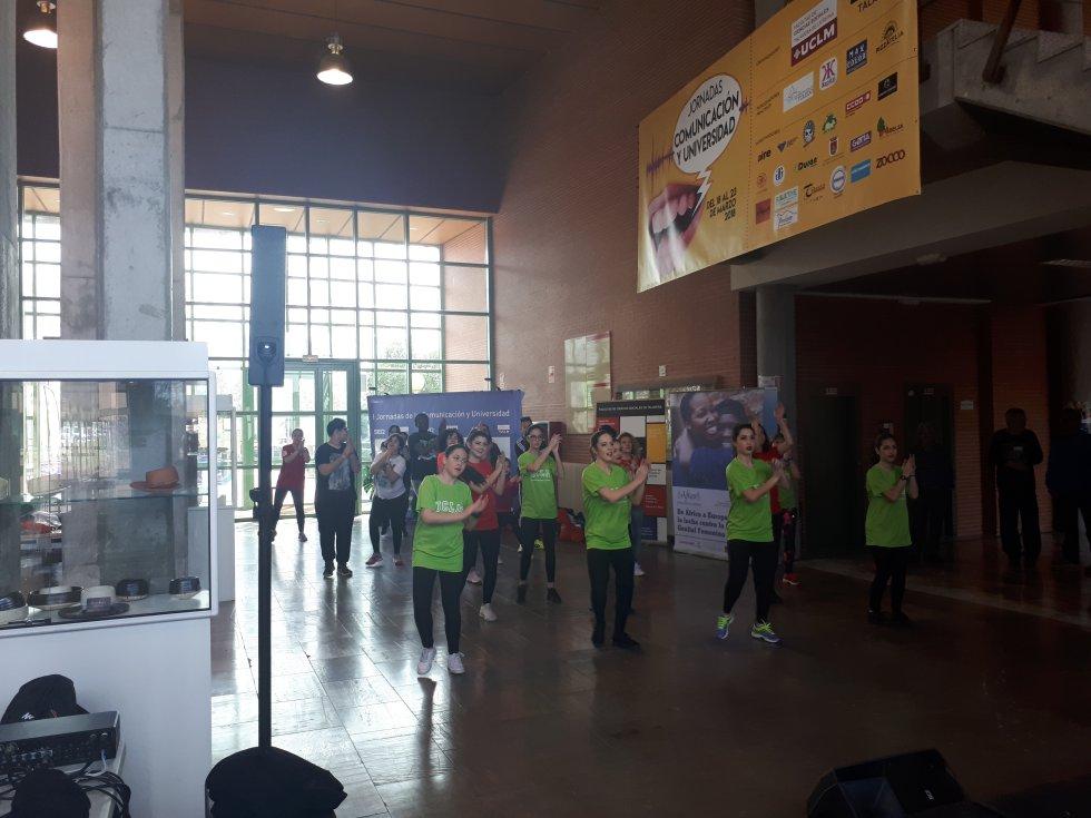 FITNESS`DAY en la UCLM de Talavera