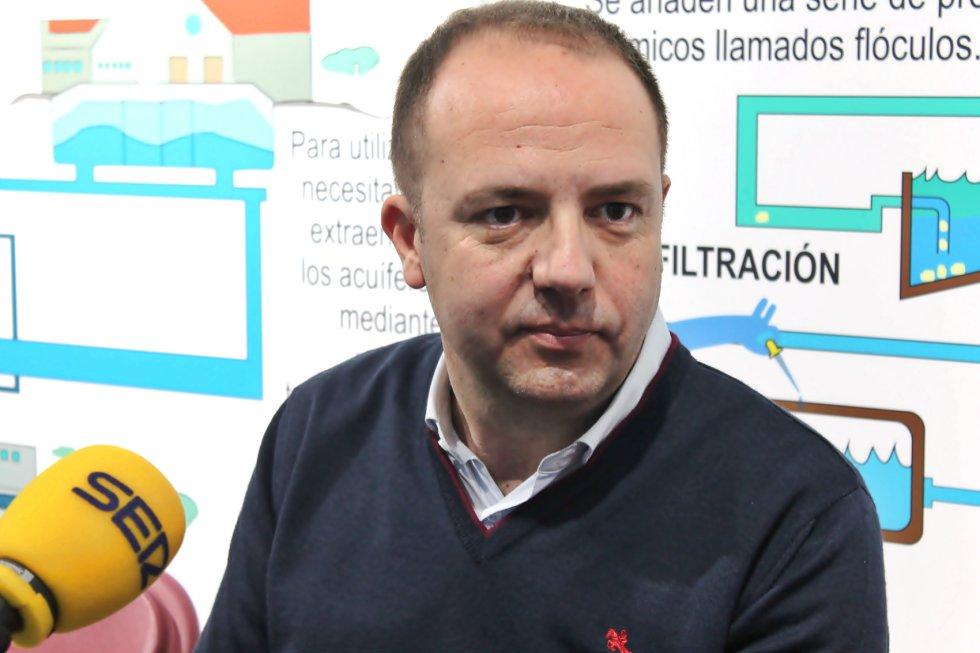 Manuel Aliaga, delegado de zona de Global Omnium