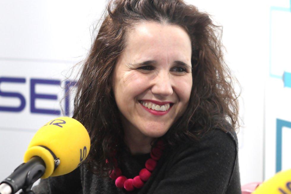 María Berna, directora del Museo Histórico de Aspe