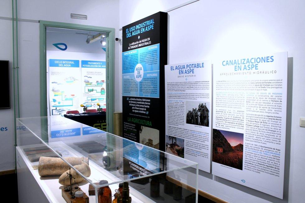 Exposición: Aspe, hechos de agua (Museo Histórico de Aspe)