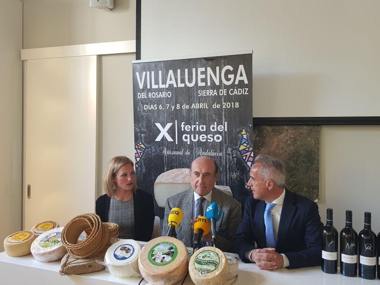 a022fecf77223 Villaluenga del Rosario se convertirá en la capital quesera de Andalucía  entre los días 6 y